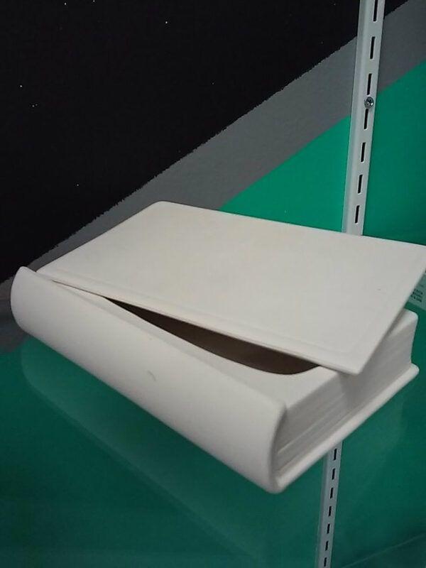 book box pottery