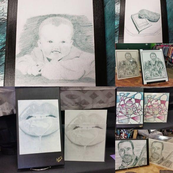 custom canvas items